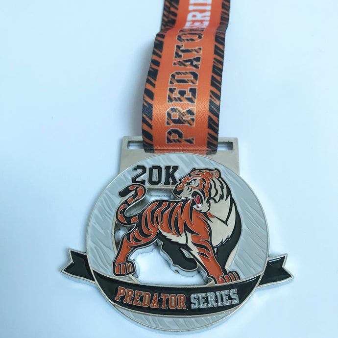 20k Tiger April Predator Series