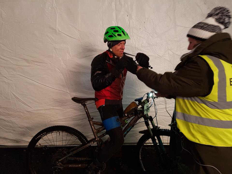 Chris Craig Write up of Kielder 24Hr