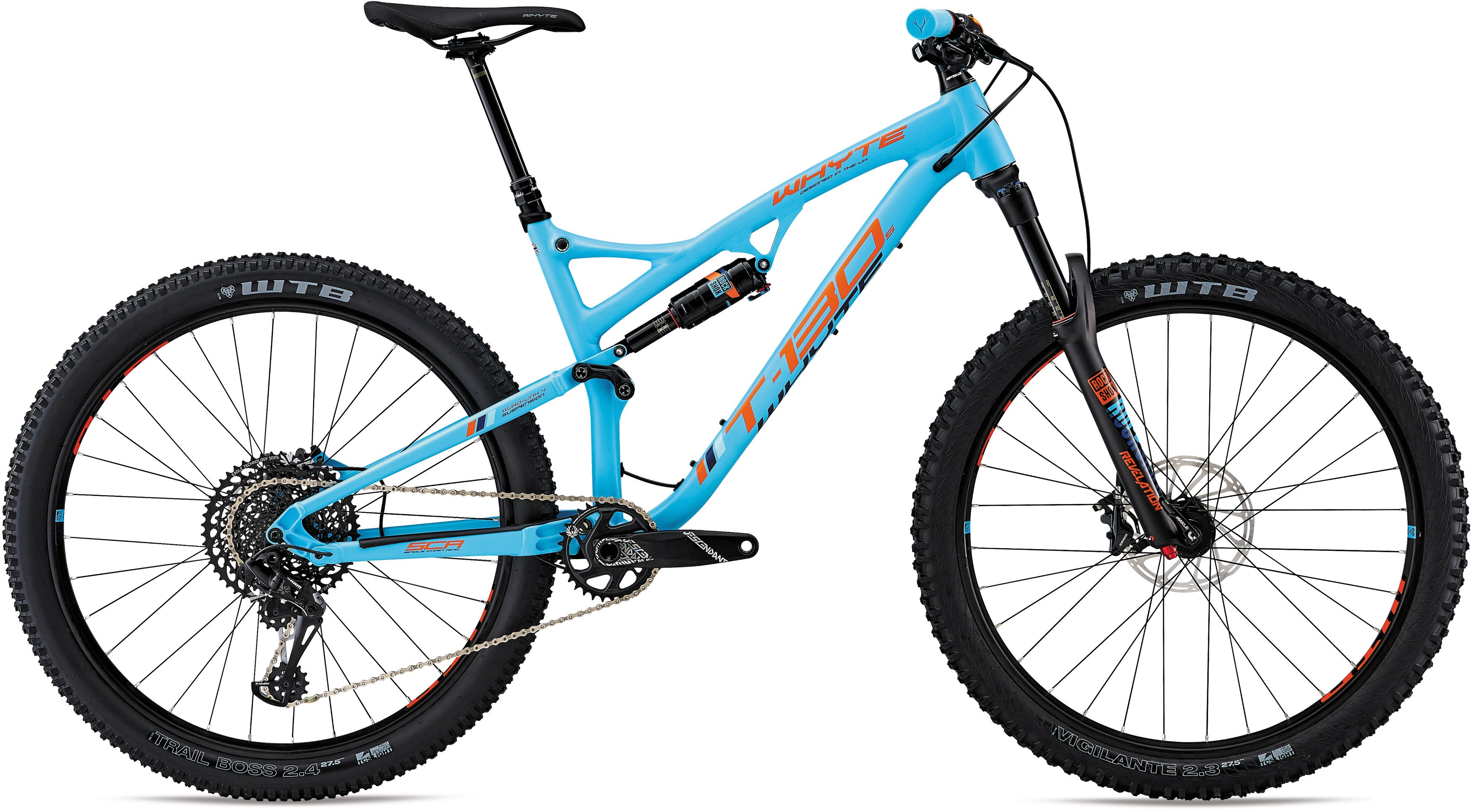 Whyte T-130 S (2018) Review