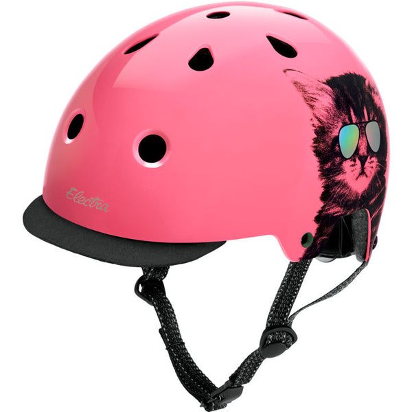 Electra Cool Cat Bike Helmet