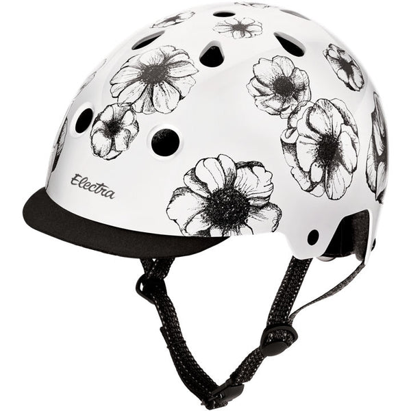 Electra Flowers Bike Helmet