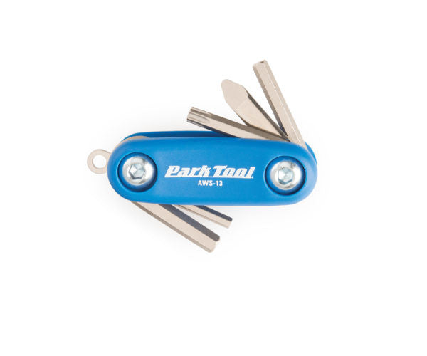 Park Tool MICRO FOLD-UP HEX KEY SET AWS-13