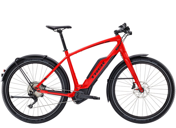 Trek Super Commuter+ 8 Electric Bike 2019