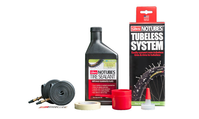 Stans NoTubes Tubeless Kits Free ride