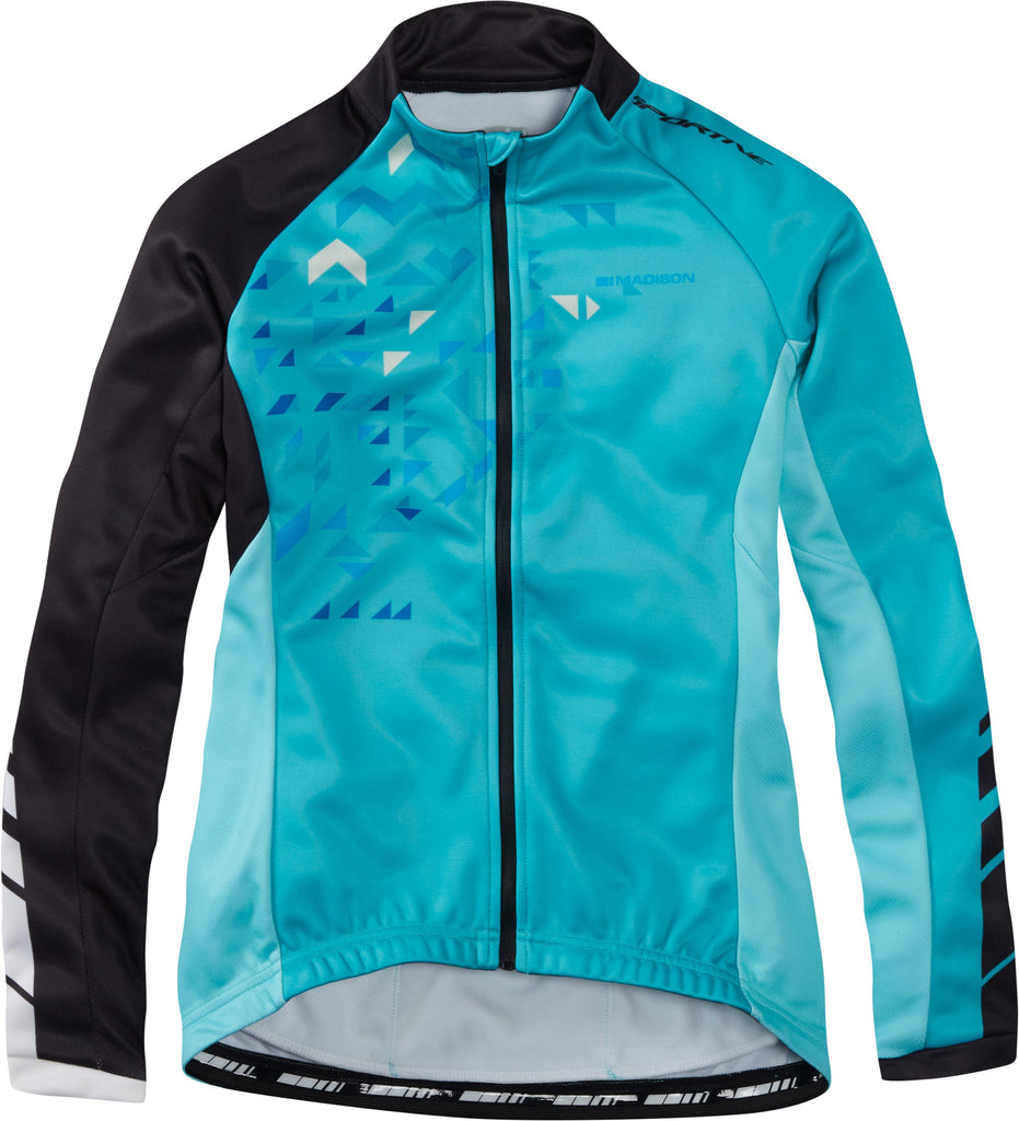 Madison Sportive women's long sleeve thermal roubaix jersey