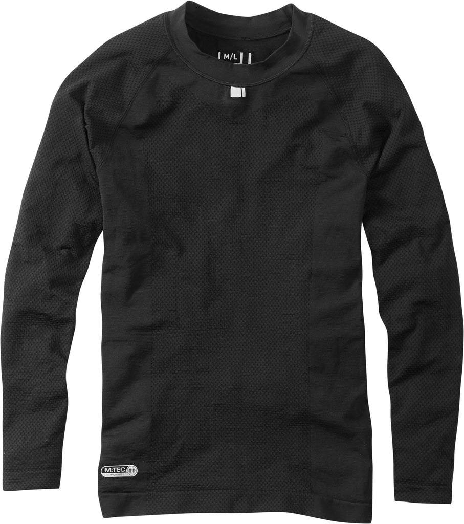 Madison Isoler mesh men's long sleeve baselayer