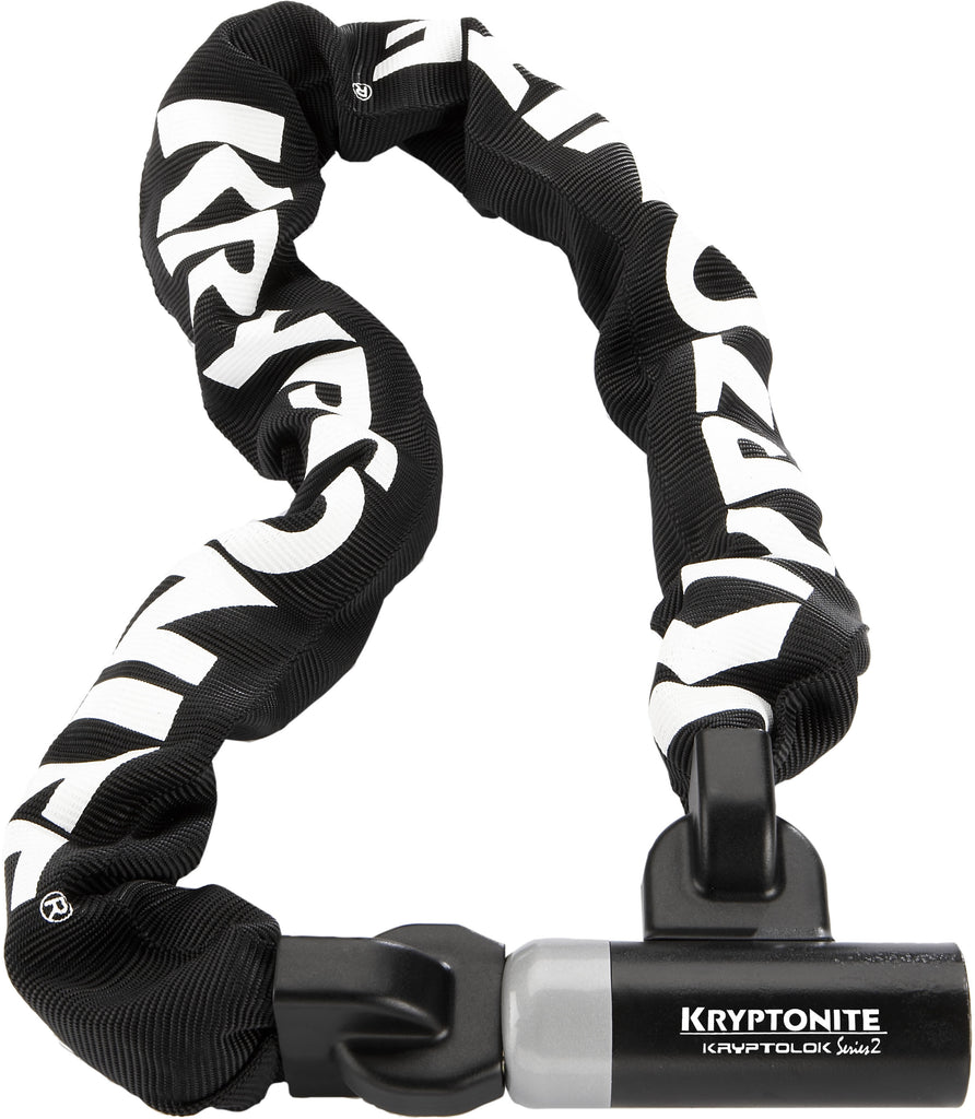 Kryptonite Kryptolok Series 2 995 Integrated Chain Lock - 9 mm x 95 cm