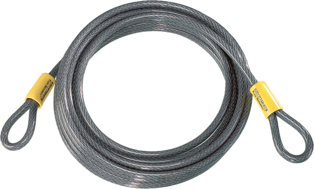 Kryptonite Kryptoflex cable bike lock 30 feet (9.3 metres)