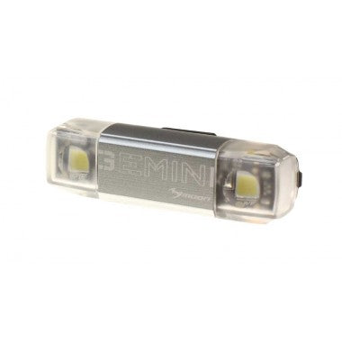 MOON GEMINI - LED FRONT BIKE LIGHT