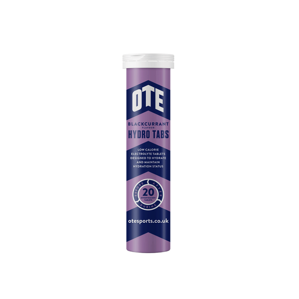 OTE Hydro Tabs Blackcurrant