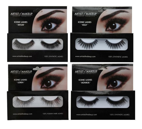 Lashes Offer 1 (Kelly, Taylor, Loren, Monroe)