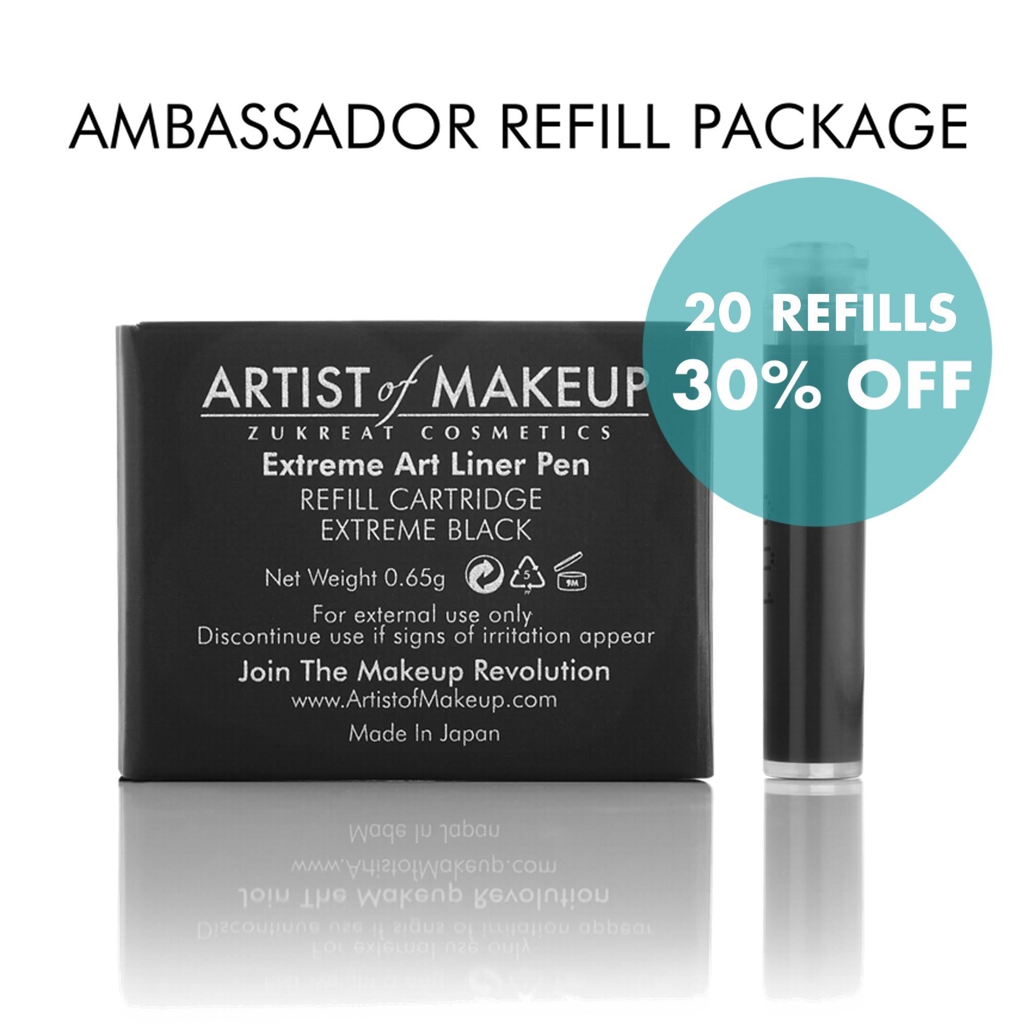 Ambassador 20 Refill Package
