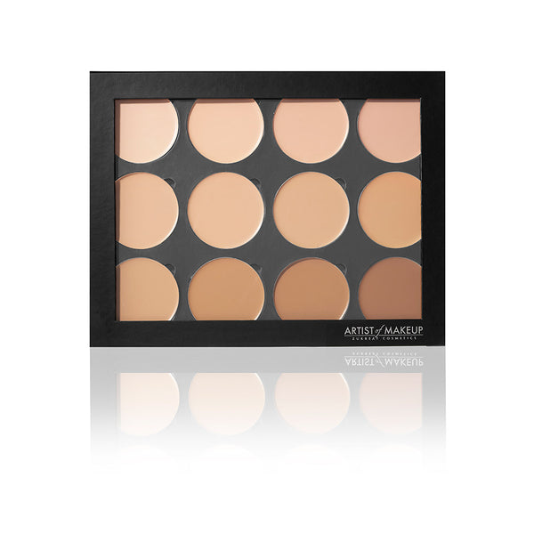 Pro 12 Luminous Foundation Palette