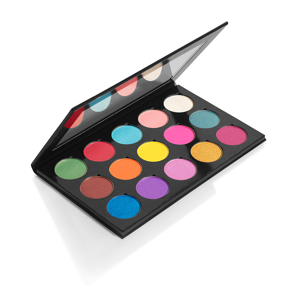 Full 15 COLOUR Palette - HD Eyeshadows