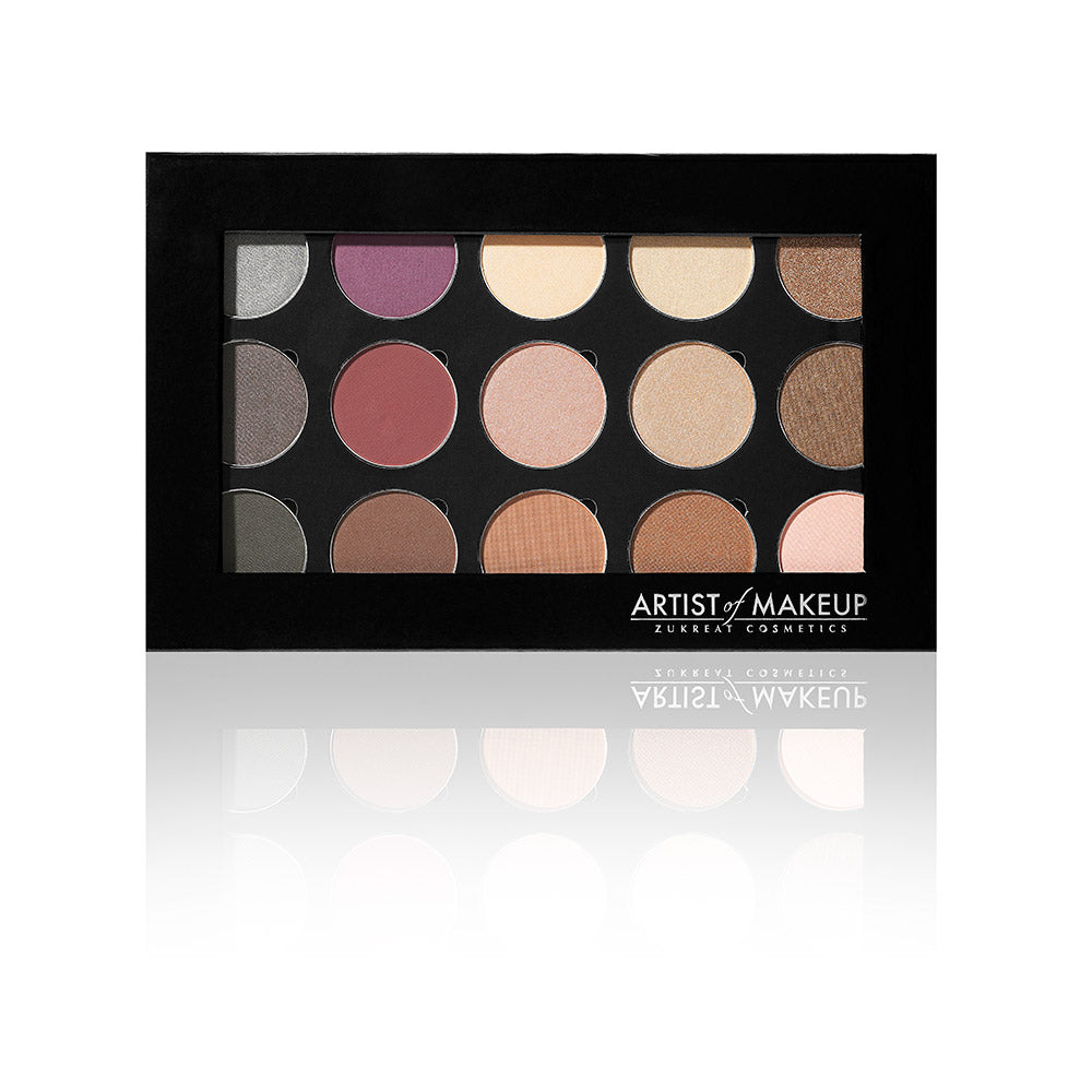 Full 15 NEUTRAL Palette - HD Eyeshadows
