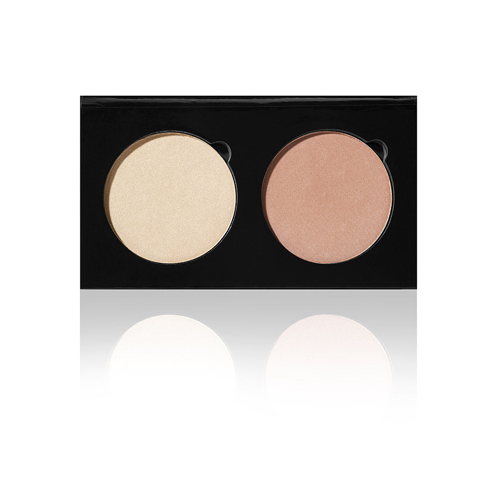 Duo Palette - HD Contour/Highlighter - FAME / HOLLOW
