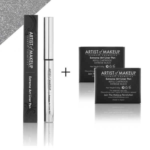 Eyeliner and Cartridge combo Set