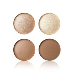 Contour and Highlight Powder Mini Pans - Set 1