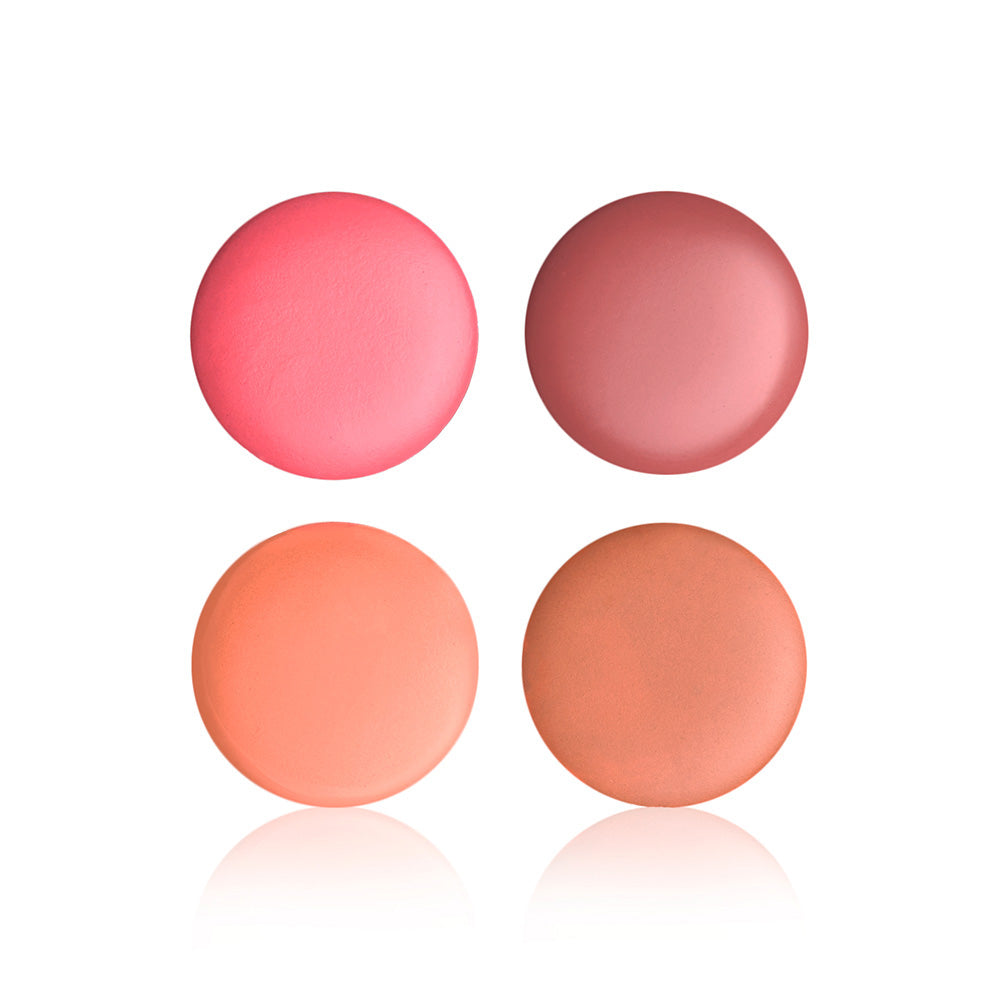 Nude Mini Lip Pans  - Set 1