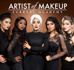 Makeup Academy Makeup Only / Makeup & Hair styling Course