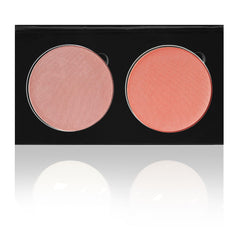 HALF BAKED / CORAL CRUSH - BLUSH DUO PALETTE AND 3D EXPERT BRUSH SET