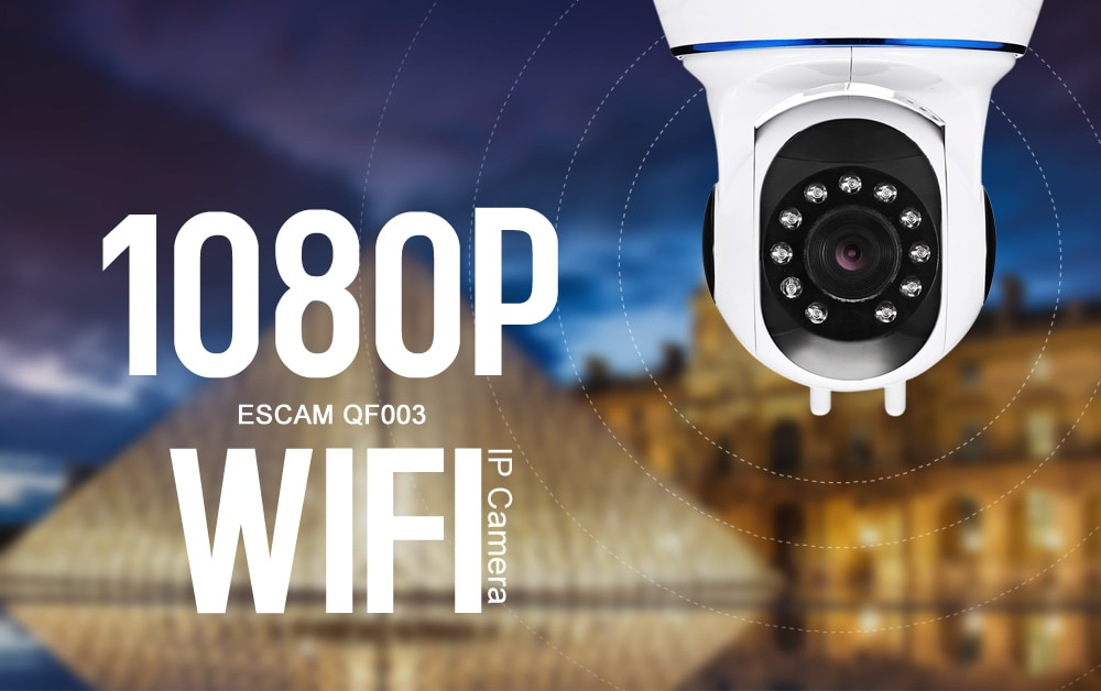 ESCAM QF003 IP Camera