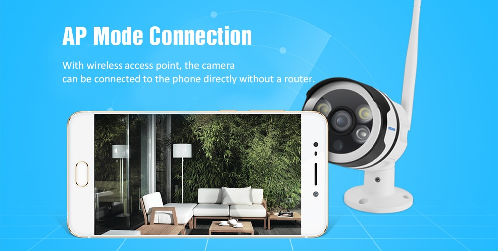 ESCAM QF508 IP Camera