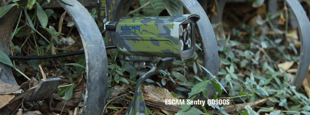 ESCAM Sentry QD900S ip camera