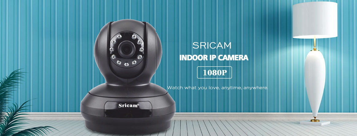 Sricam SP019 1080P IP Security Camera