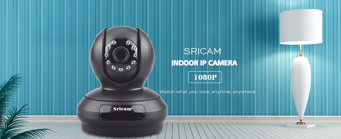 Sricam SP019 Indoor Security IP Camera