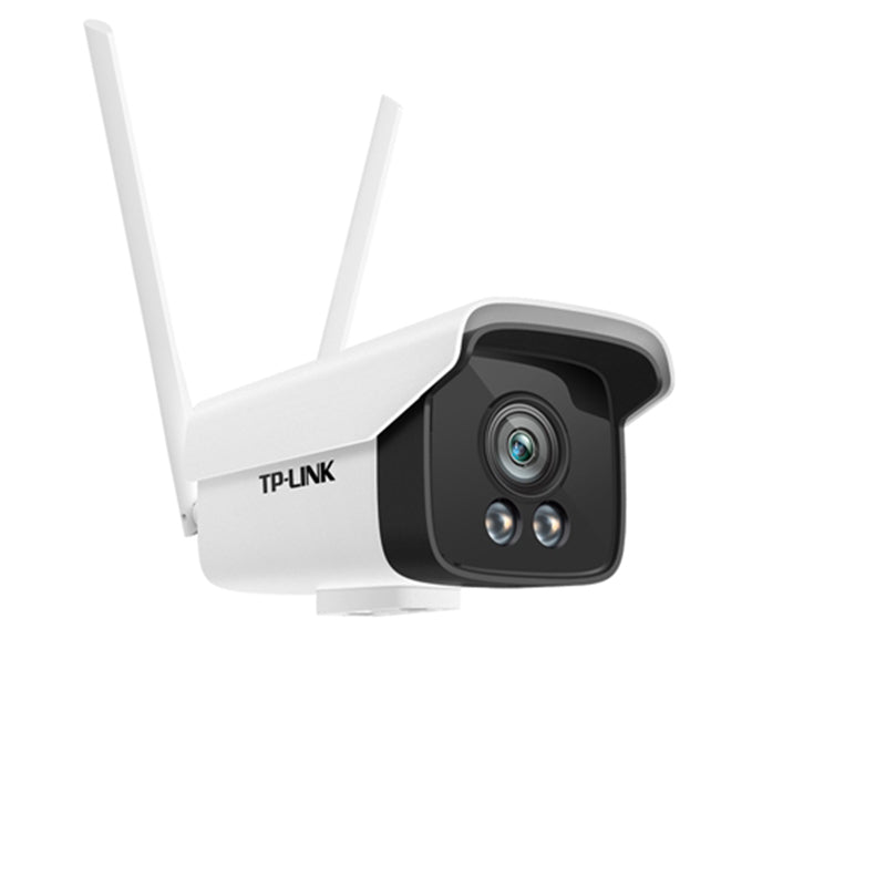 TP-LINK TL-IPC525C-W4-W20 2MP H.265 Support up to 128G SD Cards IP66 Waterproof Wireless  IP Security Camera