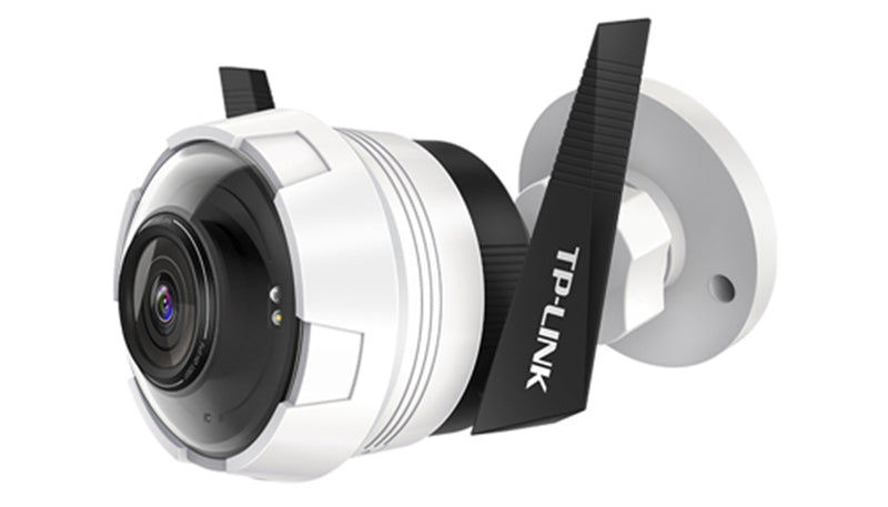 TP-Link TL-IPC62A 1080P 2MP ICR 30 Meters H.265 Waterproof  IP Bullet Camera Outdoor Security WiFi Camera