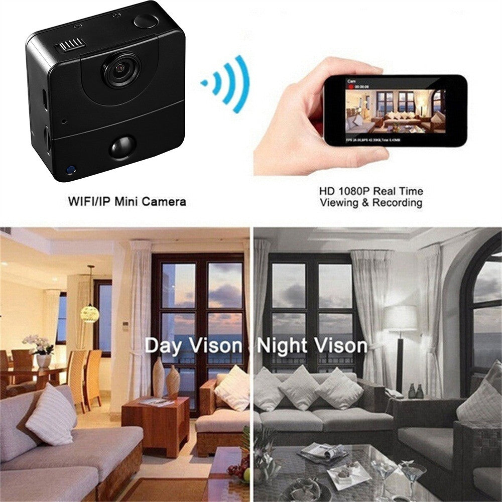V380 Full HD 1080P Motion Detects Mini Camera