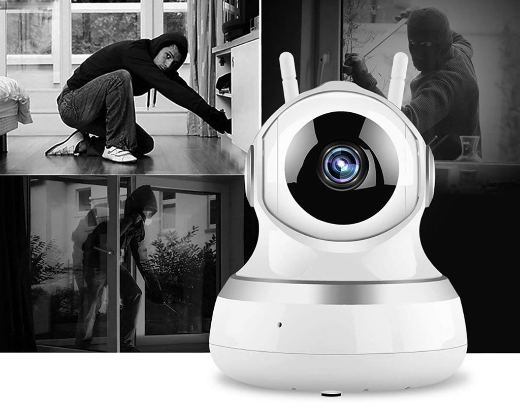 V380 720P Wireless Night Vision Alarming Functon IP Camera