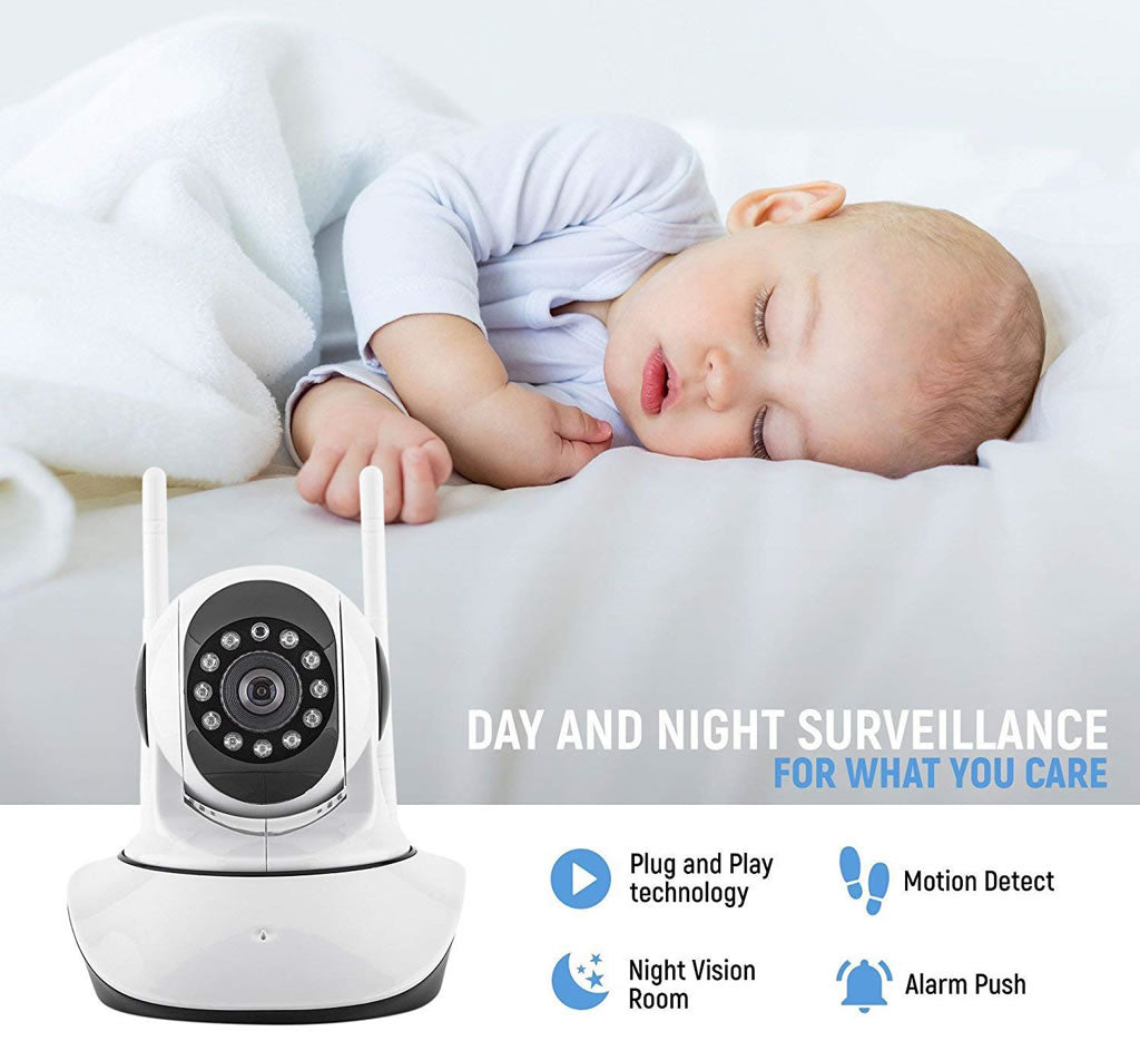 V380 Q5 IP Camera Smart 960P 1.3 MP Wireless Home Security Camera