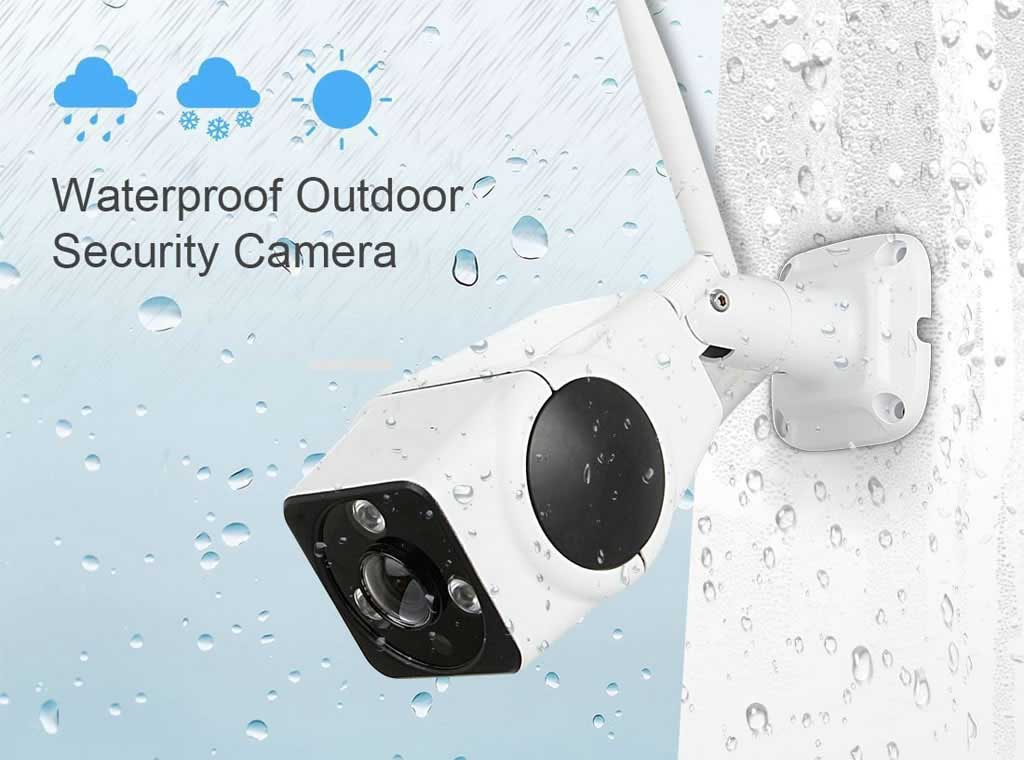 V380 1080P Wifi Mobile Outdoor Panoramic IP Camera