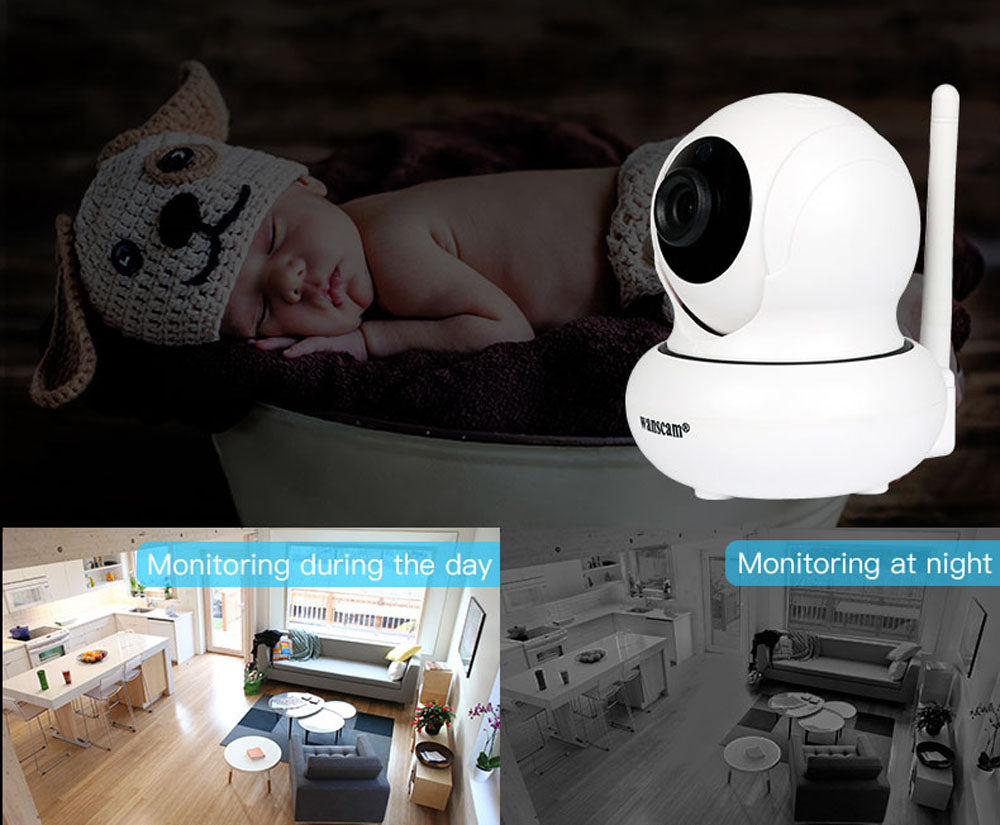 Wanscam HW0021 IP Camera