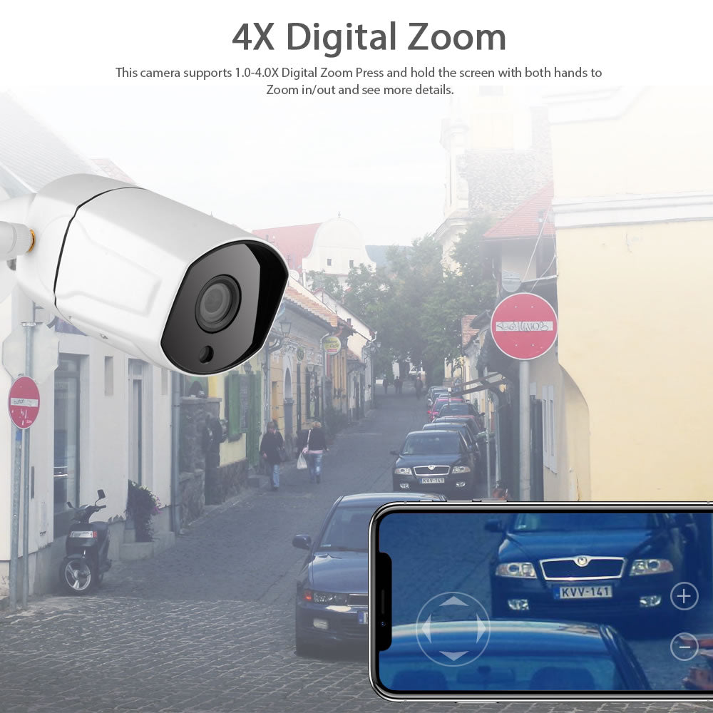 wanscam K23 WiFi IP Camera