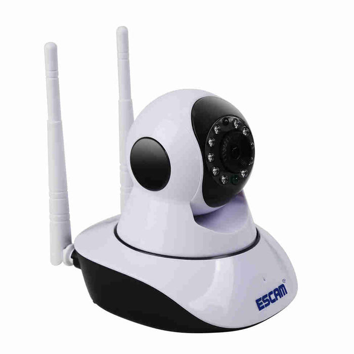 ESCAM G02 720P Dual Antenna WiFi IP Camera Support ONVIF - V380 Camera