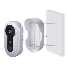 ESCAM QF220 Visible Doorbell 960P IR IP Camera Built-in 3000mAh Battery - V380 Camera
