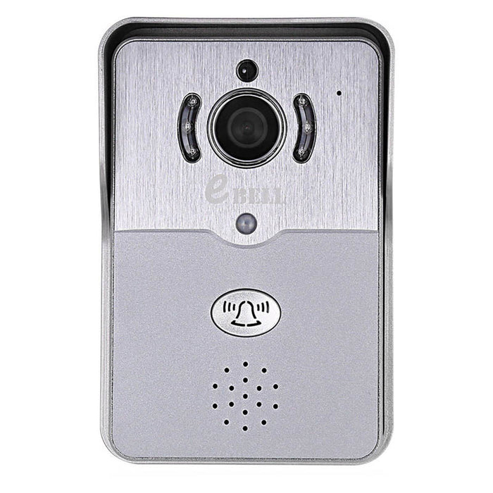 Smart WiFi Wireless IP Security Video Doorbell Camera 720P - V380 Camera