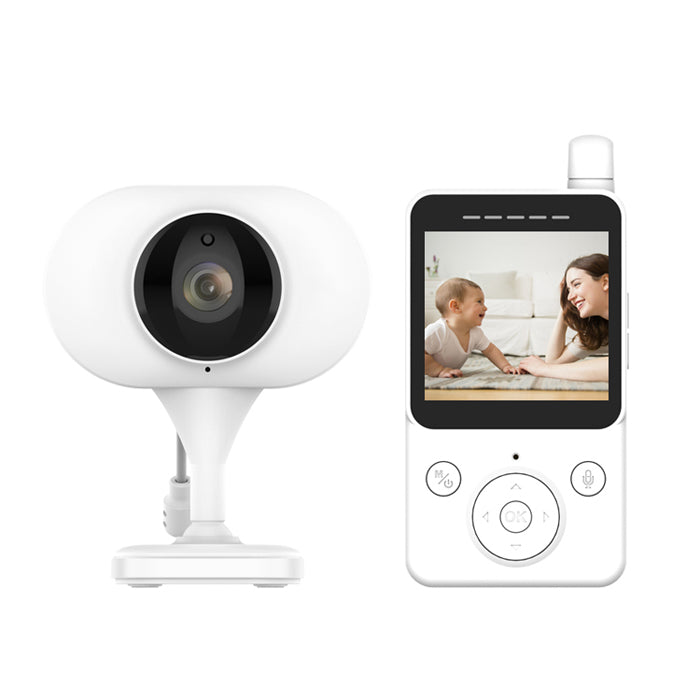 HD King BM01-2 4.3 HD 2.4G wireless baby monitor