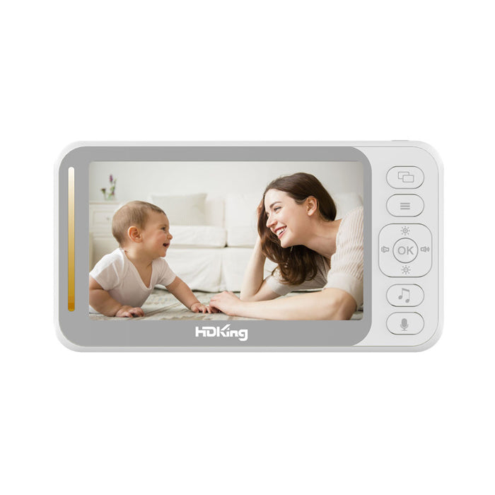 HD King bm02 4.3 HD 2.4G wireless baby monitor