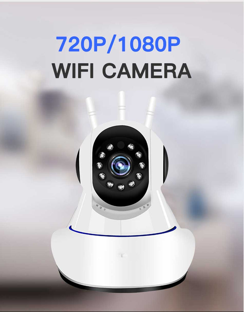 V380 1080P Wireless Camera Intelligent Home Security Surveillance  Network Wifi Camera