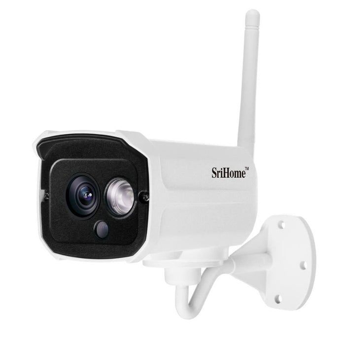 Sricam SH024 1080P Wireless IP Outdoor Camera P2P Waterproof - V380 Camera