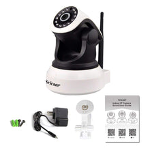Sricam SP017 720P HD WiFi CCTV Indoor Security IP Camera - V380 Camera