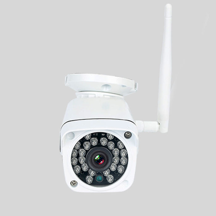 V380 2MP 1080P 25FPS Infrared Night vision Bullet Camera Security Motion Detection Wifi Camera