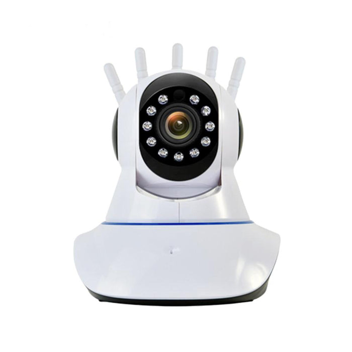 V380 2MP 1080P 5 Antena Wireless WIFI  IP Camera