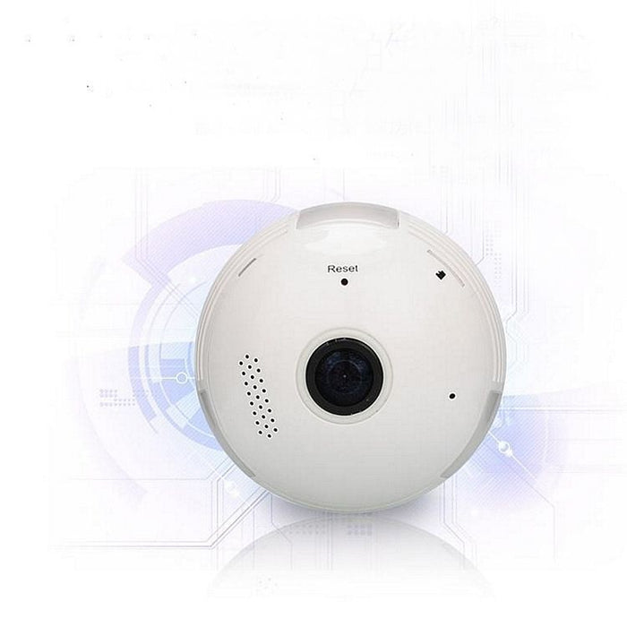 V380 Bulb Light 960P Wireless Panoramic IP Camera B13-L - V380 Camera