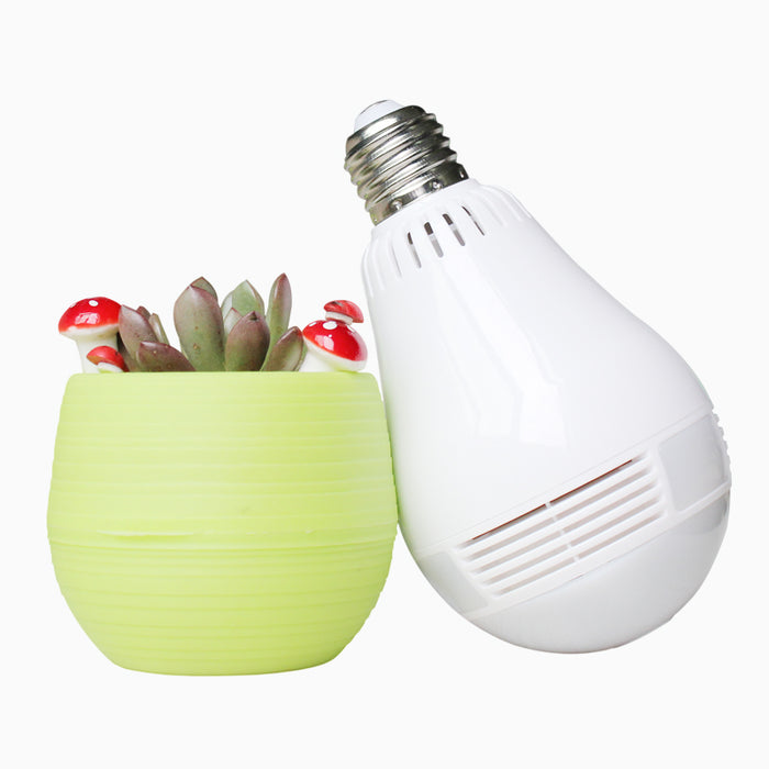 V380 Bulb Light 3.6mm HD Onvif Day and night function Wireless Camera B5-L - V380 Camera